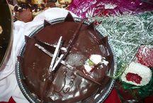 Postres!!!! / Torta de chocolate