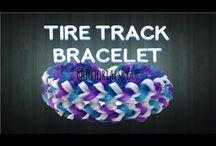 Loom bracelets tutorials
