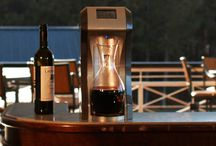 Cryos Wine Chiller / With the Kickstarter soon to launch, we've decided to give dedicated wine fans a sneak peak into the prototypes of our product! Caution: awesomeness overload.