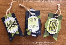 Merry Little Labels