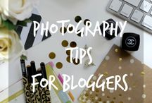 Photography & Photo Editing Tips For Bloggers