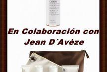 Sorteo Internacional en colaboración con Jean d´Avèze en El Espejo de la Belleza