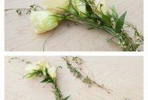 greenery & flowers / by Elisa Winata