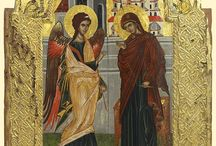 Zwiastowanie / The Annunciation
