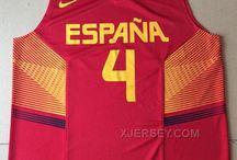Team Spain Basketball