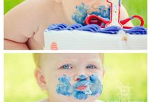 Logan's first Birthday / by Kristina Marie