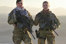 Brave girls-women.