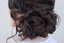 Bridesmaid Hair Styles