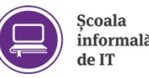 Scoala Informala de IT - Iasi / www.scoalainformala.ro