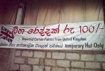 Funny Sri Lankan stuff