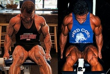 Lee Labrada - Then and Now