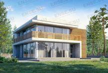 Проекты домов ENSE