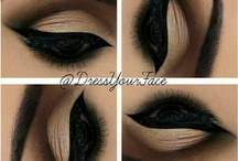 MAC Eyeshadow Combos