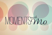 Moments with Mo / Africa's first syndicated Pan African talk show. Mo Abudu is joined by two engaging and formidable co-hosts Marcy Dolapo Oni, and Bolanle Olukanni.