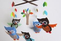 Nursery Ideas / by Brittany Jolly