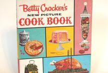 Coco's Kichen -Vintage Kitchen & Cookbooks  / My Etsy Shop, Coco's Kitchen is filled with vintage cookbooks and vintage kitchen items. / by Melissa Graham