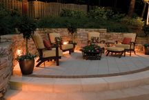 Increase Home Value - Add Patio Pavers / A paver patio installment or upgrade can easily turn an empty backyard into an elaborately decorated outdoor feature. The perfect spot to relax, entertain and cook, patios are making a comeback at all stages of the market.