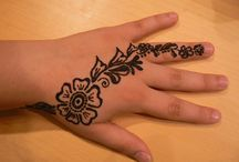 henna versiering