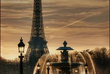 Paris, France / I think almost everyone dreams of visiting #Paris in #France.