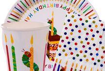 Birthday Party Ideas / by Tonya Koch