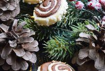 Plätzchen,Dessert Weihnachten