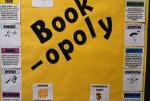 Skolebibliotek: ideer