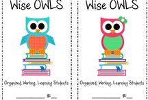 OWL CLASSROOM THEME / by Glorymar Aponte
