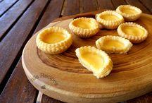 Pastries / Sweet or savoury pastries