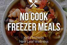 Recettes - Freezer meal