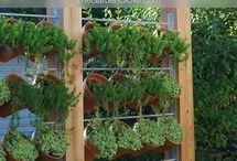 идеи для заборов возьле огородов