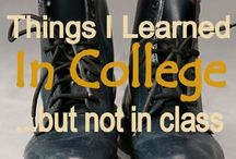 college / by Heather Farrington