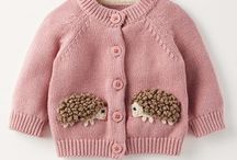 girls knitted jumper