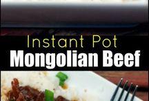 Good eats - insta pot