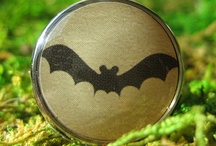 Bat rings / Ditto / by Cyndi Cottrell