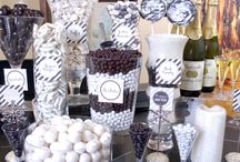 New Years Candy Buffet!