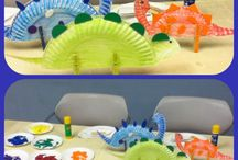 Dinosaur Family Night / by Children's Museum of Fond du Lac