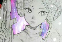 Cute Manga and Anime