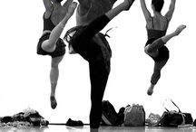 Expressão corporal / dançar, dançar.