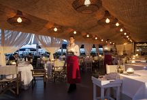 Food & Restaurants / Your stay at the Augustus Hotel & Resort will certainly be remembered for a wonderful gourmet experience. Quality of food, creativity in preparation and excellent service are all part of the culinary experiences at the Augustus. For dinner, the two restaurants Bambaissa and Le Perroquet are the most exclusive locations in the area, with a refined menu of meat and fish.