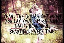 Lyrics  / by Natalie Goodman