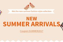 Summer Fashion 2017 / The best looks, trends, inspiration, and shopping picks for summer style.