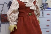 AG Historical Outfits / Historical dresses for the American Girl / by Judy Hart