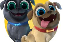 puppy dog pals party ideas