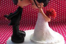 Figurki ślubne