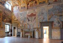 Gli affreschi dell'Umbria