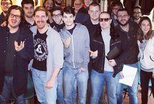 Instagram La squadra di pazzi che ha deciso di seguirci a #DEPOST! ;)