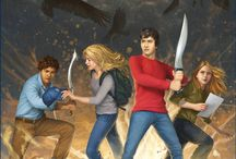 The Kanes and Percabeth meet