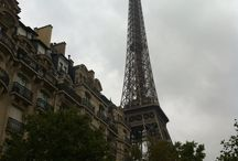 My trip to Paris / I love to paris