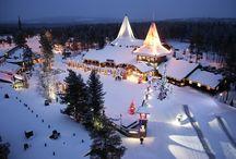 Lapland Turu / Kuzey ışıklarının kenti, Husky'lerin, Ren Geyiklerinin anavatanı Lapland'a doğru masalsı bir yolculuk sömestir tatilinde sizi bekliyor.