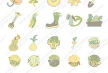 iScrap CC Garden Soup / Cricut cartridge Garden Soup project ideas and info.
